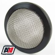 Weber 40 DCOE 40 IDF Carburettor Stainless Mesh Clip On Trumpet Air Filter